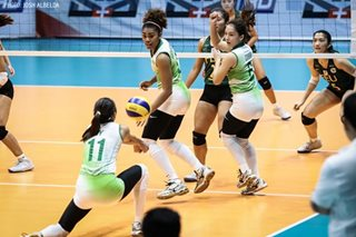 BALIKAN: Mainit na tapatan ng Lady Spikers vs Lady Tamaraws