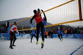 Swapping sand for snow, volleyball eyes Winter Games slot