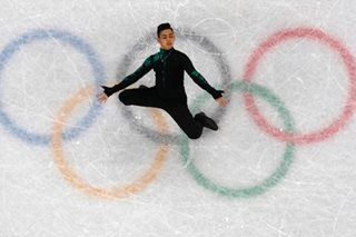 IN PHOTOS: Michael Martinez dazzles in 2018 Winter Olympics