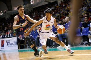 PBA: Grind continues for Magnolia's just-married Mark Barroca