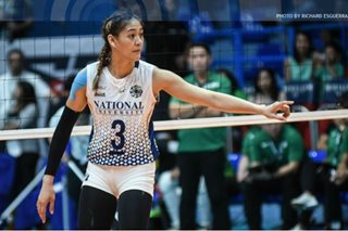 Volleyball: Jaja Santiago recalls emotional moment with late dad