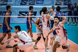 NCAA: Perpetual forces deciding Game 3 vs. Arellano in men's volleyball