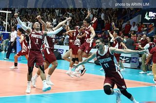 Perpetual Help outlasts Arellano in thriller to seal NCAA men's volleyball crown
