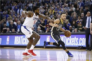 NBA: Warriors start quickly, top Clippers