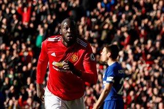 Football: Lukaku inspires Manchester United fightback to beat Chelsea
