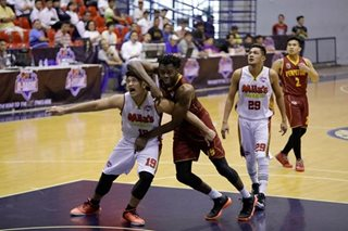 Perpetual scores first PBA D-League win with coach Frankie Lim