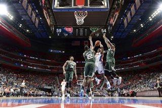 Johnson ignites Pistons past Bucks