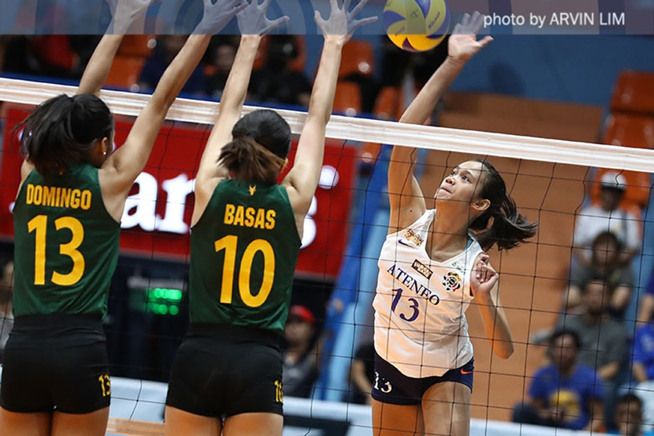 Ateneo Lady Eagles exact revenge on FEU with a sweep