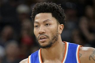 NBA: Wolves add Derrick Rose for rest of season