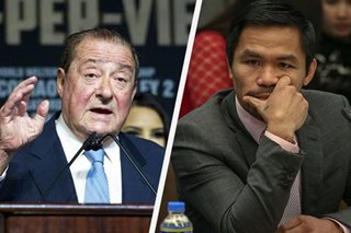 Kuala Lumpur fight a done deal? Pacquiao promoter doesn't think so, report says