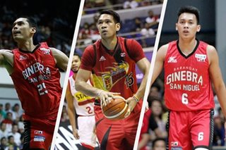 Aguilar, Fajardo, Thompson lead way in PBA All-Star voting