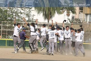 UAAP Baseball: Adamson comes back and clinches title vs DLSU