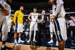 NBA: Jokic records triple-double as Nuggets beat Pistons
