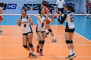 UAAP volleyball: Adamson exacts revenge on UE, ends slump