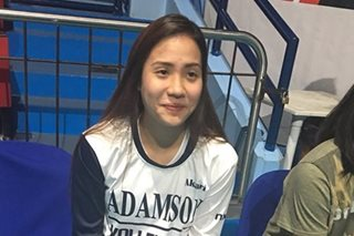 Adamson's Permentilla out for 2 games with ankle injury