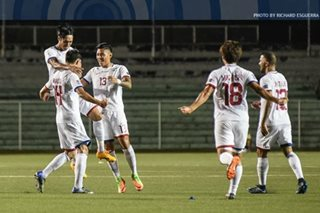 Azkals rise to 113 in FIFA rankings