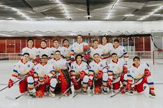 PH ice hockey team to compete in Challenge Cup of Asia