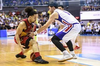 PBA: San Miguel reserves determined to keep passing Austria's test