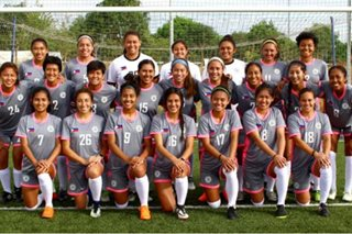 PFF unveils line-up for AFC Women's Asian Cup
