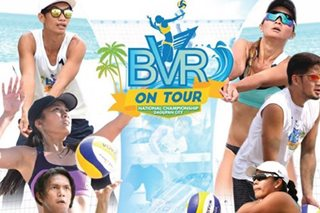 BVR on Tour national championship, papainitin ang Dagupan