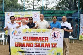 Softball: UE downs UAAP champion Adamson in 'Summer Slam' tourney