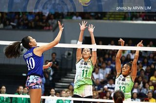 UAAP volleyball: Last semis bonus on the line on final elimination-round day