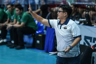 UAAP volleyball: NU coach not sweating Final 4 match-up against La Salle