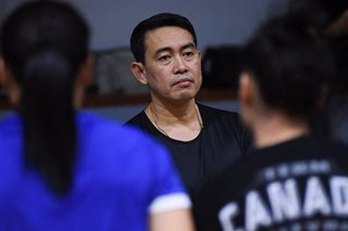 Volleyball: Coach Ramil de Jesus satisfied with turnout at national team tryouts