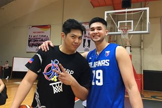 Kobe, Prince Rivero reunite in Gilas Cadets
