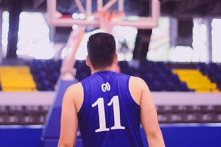From obese kid to big man: Get to know Ateneo's Isaac Go