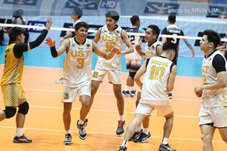 UAAP: UST men's volleyball coach hopes to rekindle rivalry with FEU