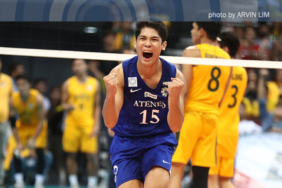 FEU returns to UAAP volleyball finals after 9 years