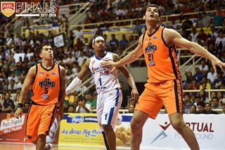 ABL: Towering Sam Deguara powers Mono past Alab to tie finals series