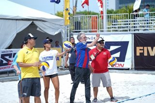 FIVB Beach Volleyball World Tour kicks off in Manila with men's qualifiers