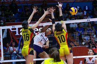 Superliga: F2 downs Petron to send Grand Prix finals to do-or-die game