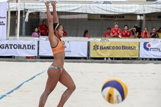 IN PHOTOS: Saturday action from the Beach Volleyball World Tour in Manila
