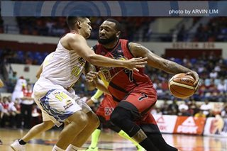 PBA: Is import Gillenwater on his way out of San Miguel?