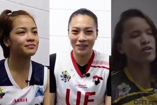 To celebrate Mother's Day, PVL stars salute the real MVP in their lives