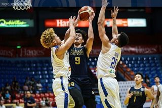NU ends Gilas cadets' chances to make next round of Filoil Preseason