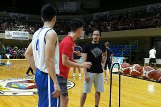 PBA All Stars: Terrence Romeo being extra careful with his injured ankle