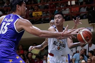 PBA All Stars: Faster, more serious Mindanao team got better of Gilas Goliaths