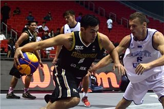 FIBA 3x3 World Cup: Ex UE Warrior answers call once more for Indonesia