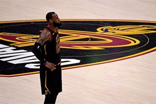 NBA Finals: LeBron reveals he played three games with broken hand