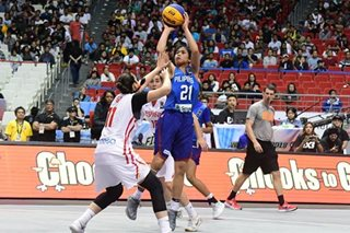 FIBA 3x3 World Cup: Better effort, but foul trouble costly for Pinays against Spain