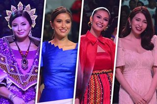 SLIDESHOW: Beauty queens share stage with teams at MPBL opening