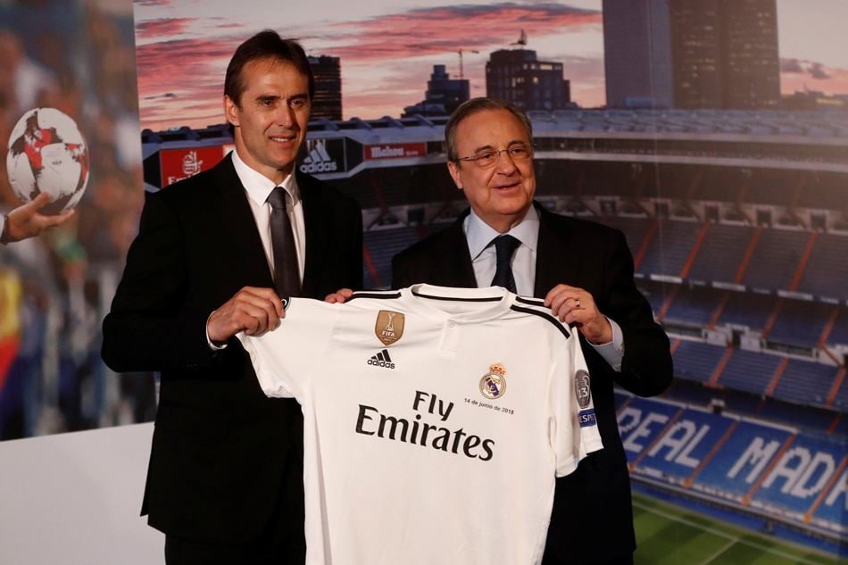 Real Madrid: Julen Lopetegui sacking not justified, says Florentino Perez