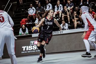 Young Team USA star says FIBA 3x3 'a learning experience'