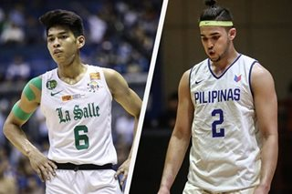 Ricci, Kobe join TNT core in Gilas team for Asian Games
