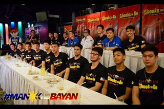 Batang Gilas braces for tough group in FIBA World Cup