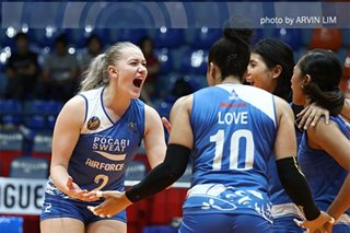 PVL: Pocari fuels semis bid with 5-set win over BaliPure